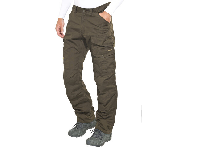 latest run shoes quality products Fjällräven Barents Pro Trousers Men dark olive/dark olive